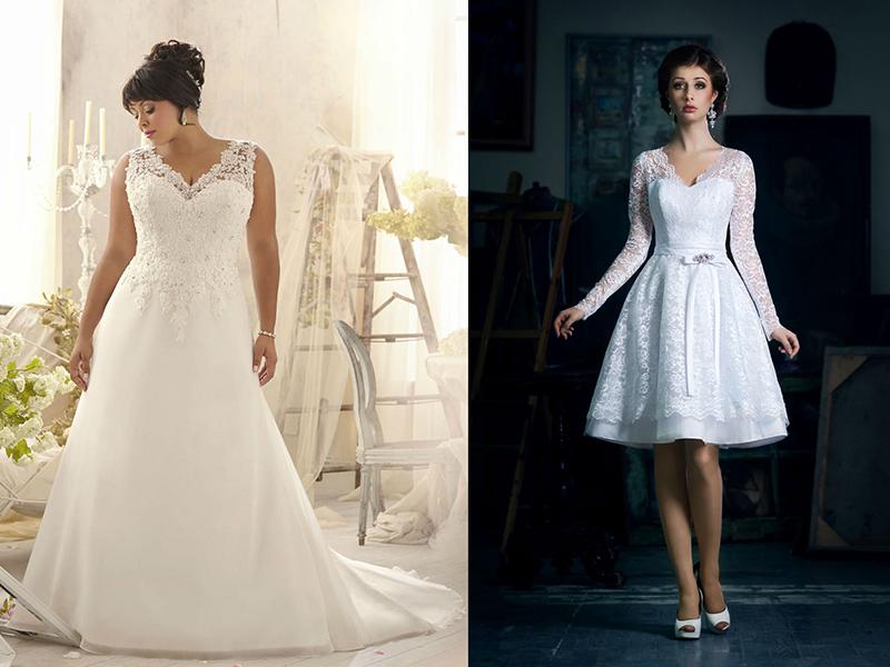Фото свадебные платья ростом маленьких