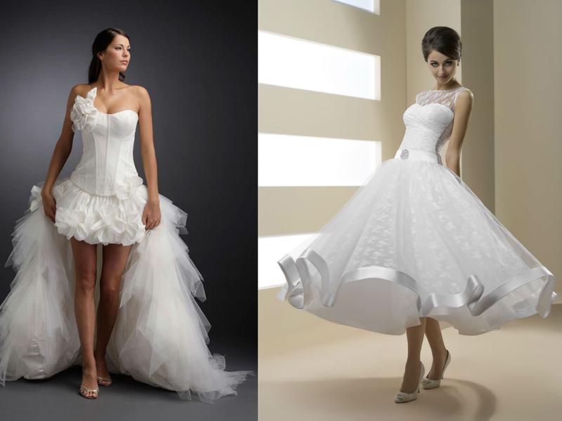 Пышные свадебные платья: выбираем «королевский» наряд, Мода от
