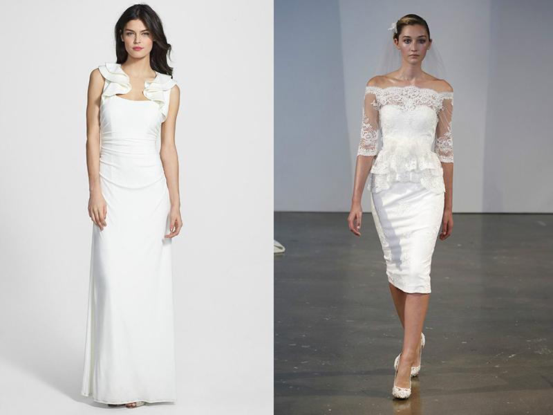 Фото моделей в широких платьях