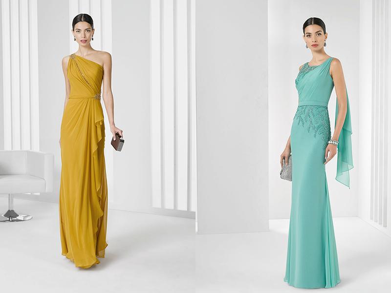 Фасоны красивых платьев вечерние