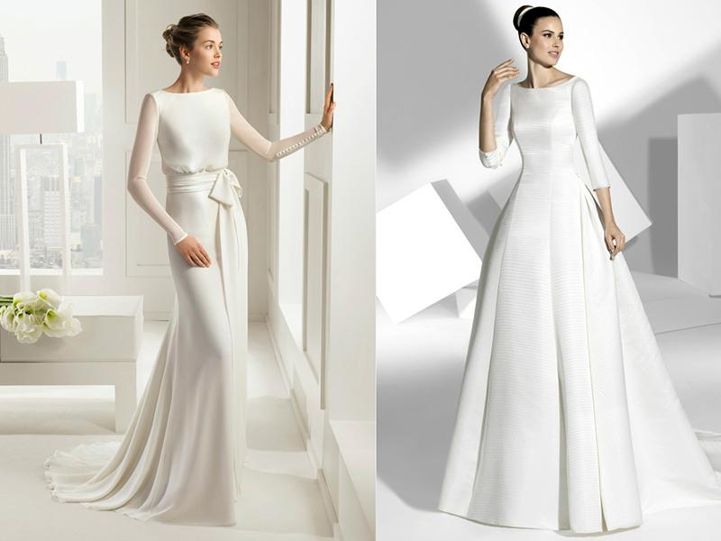 Платья на венчание невесте