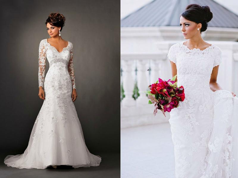 Свадебные Платья Для Низких Девушек