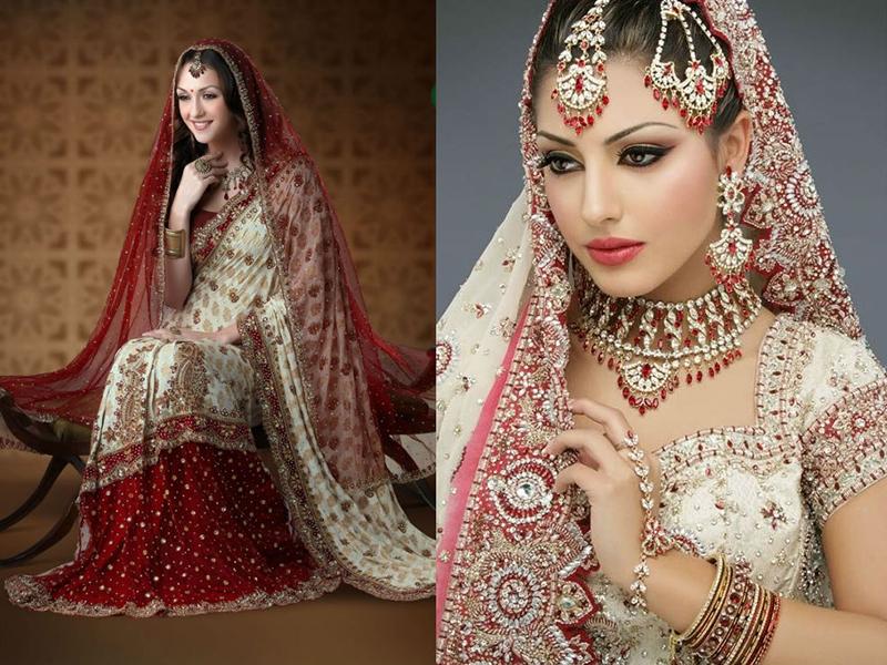 Свадебные платья из индии