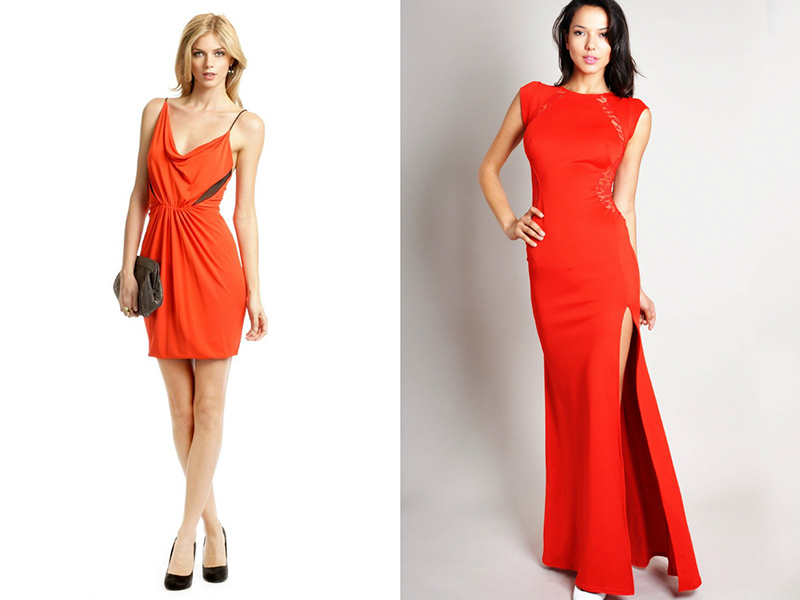 7ede8d1f5119 Красное вечернее платье — настоящий восторг и восхищение