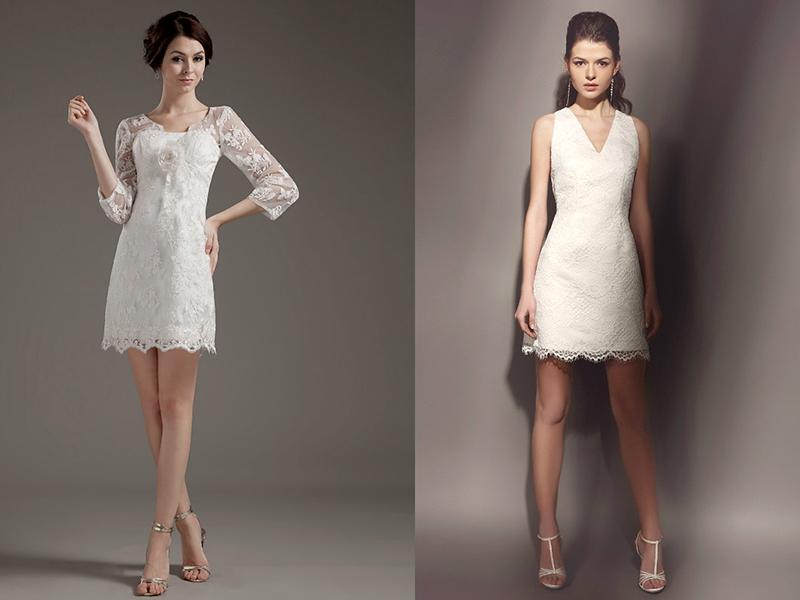 Платья с рукавом для невысоких