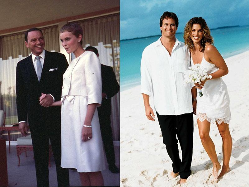 Скромные, но красивые свадебные платья