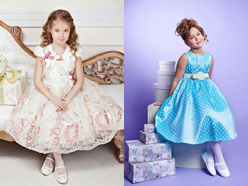 Платья детские для сада с доставкой