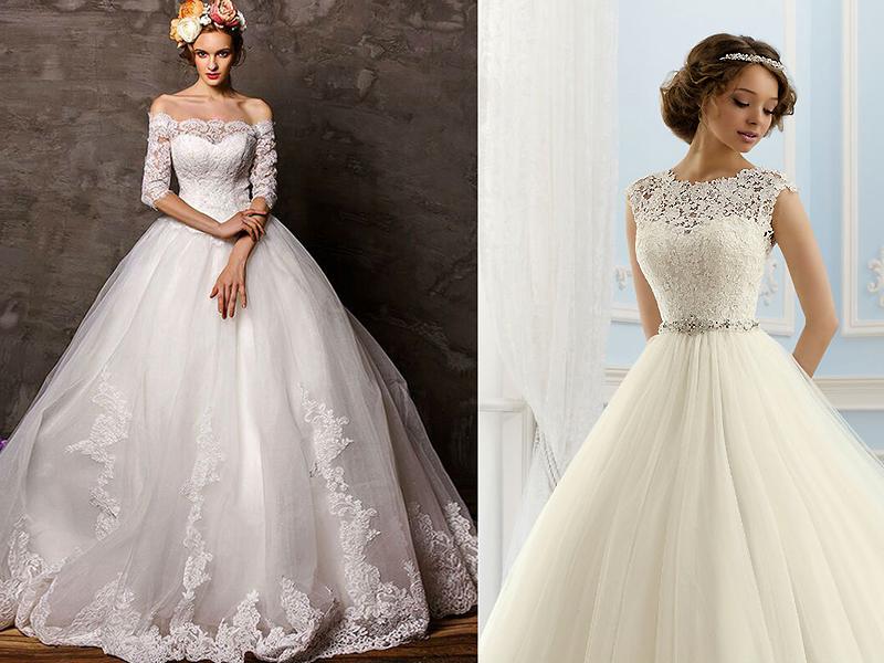 Платье из фатина – оригинальный наряд в повседневном образе, Мода от