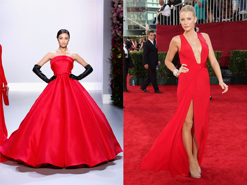 Красное свадебное платье: для ярких и страстных невест