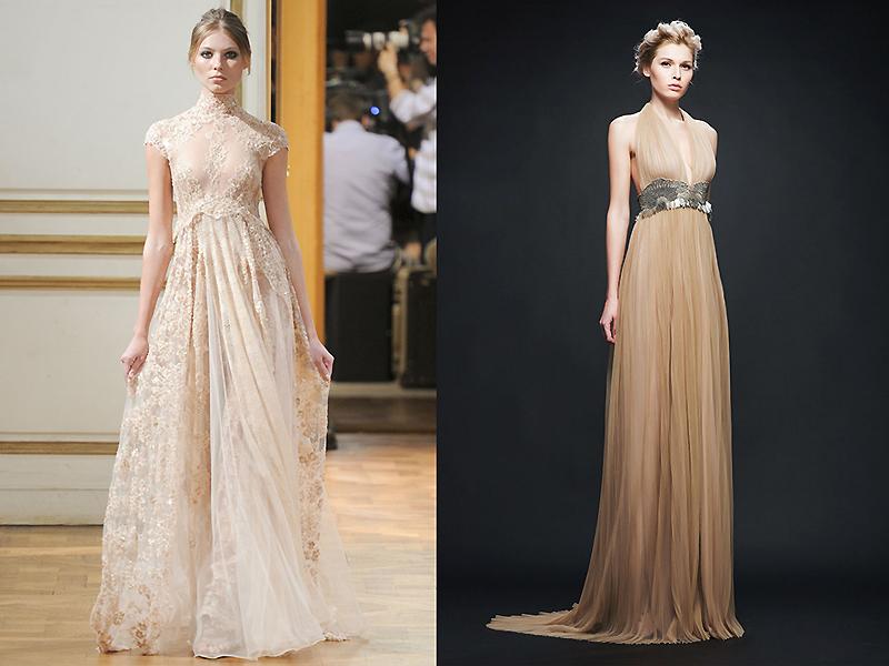 Какой цвет вечернего платья выбрать