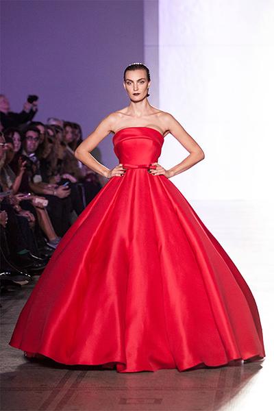 Лучшие красное платье
