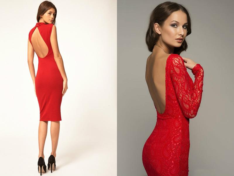 Модели трикотажных платьев от бренда OLGA