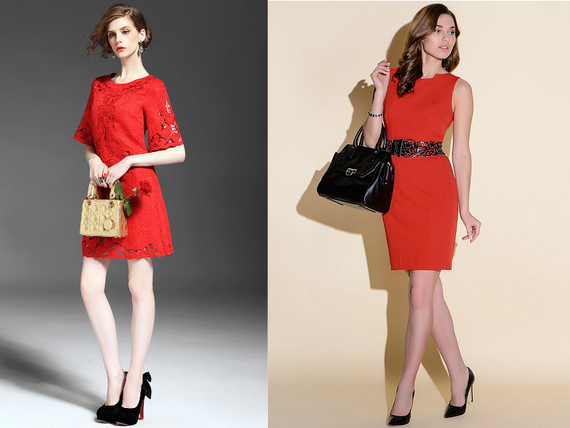 Что советуют стилисты если короткое платье