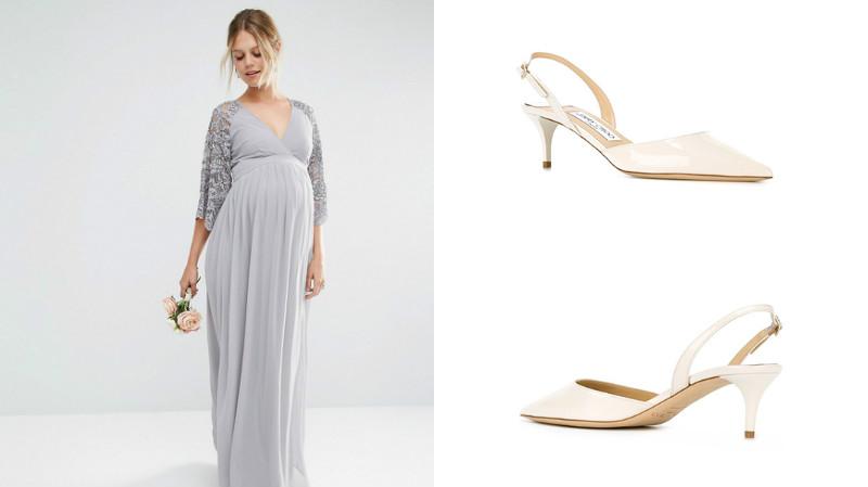 Свадебные туфли без каблука: сложности выбора