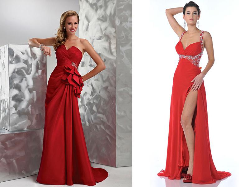 Купить Красное Платье Во Сне