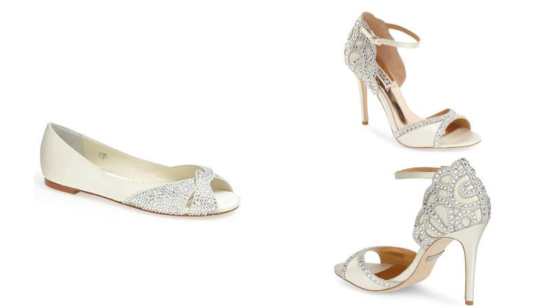 Туфли со стразами – блеск и роскошь камней