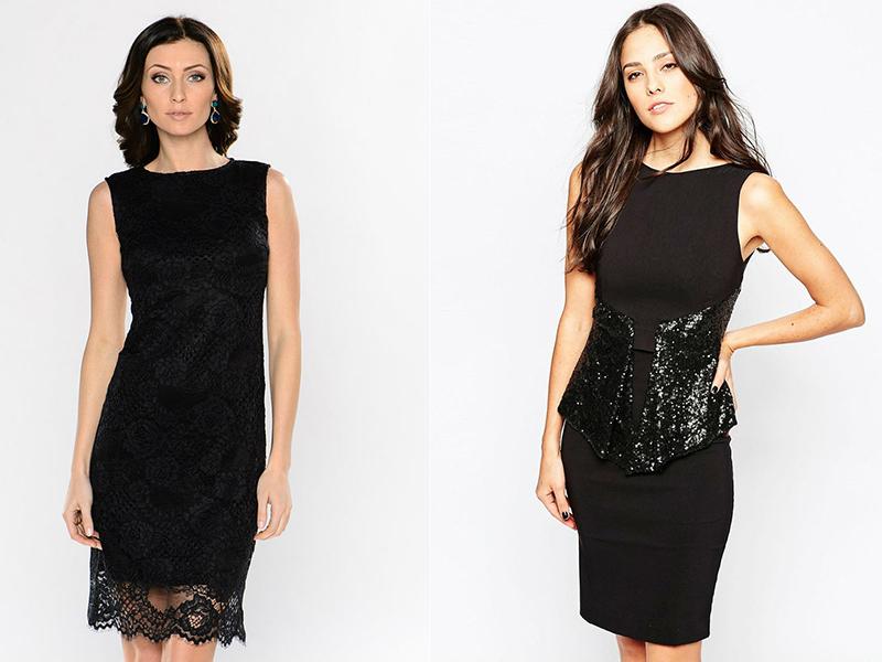 Платье - футляр - самое универсальное платье года