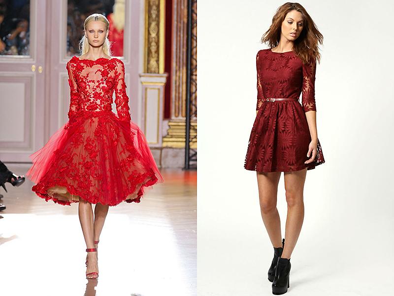 Кружево материал для платья