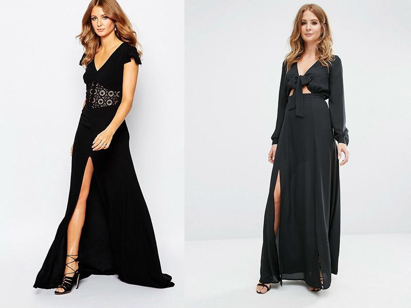 4134b2608ab7 Историческая справка. Идеально подходящее каждой женщине черное платье ...