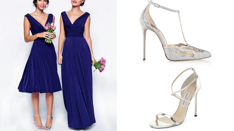 Платье под туфли