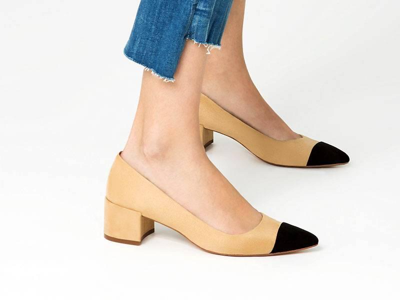 Туфли Шанель украсят любую модницу b770be2a0a7