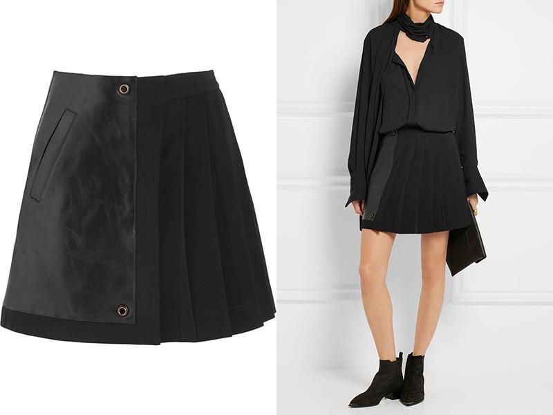 Модели карманов для юбки
