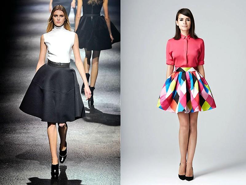 Результаты по пошиву юбки