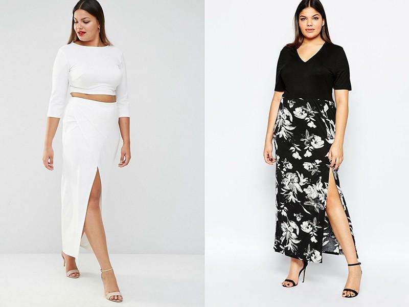 Модели пышных летних юбок