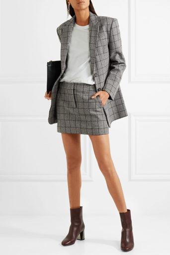 dba4023e10fc3ef Классический женский костюм (112 фото): модели в деловом, вечернем ...