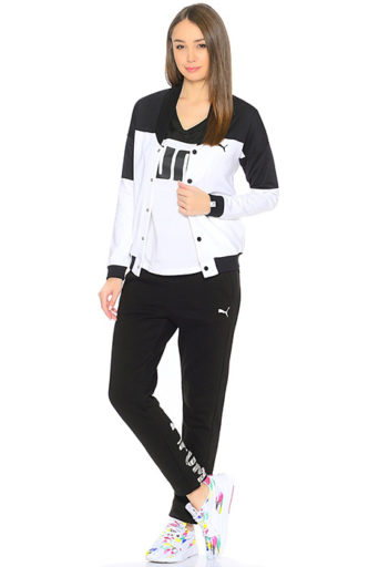 970073fa Спортивные костюмы Puma можно назвать бюджетным вариантом, по сравнению,  например, с Adidas, но это не означает, что их качество ниже.