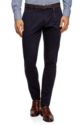 b8bc613f850 Мужские зауженные брюки  классические