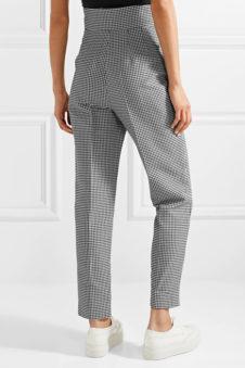 9b7e67759dcb Женские серые брюки (51 фото): классические, прямые, узкие или ...