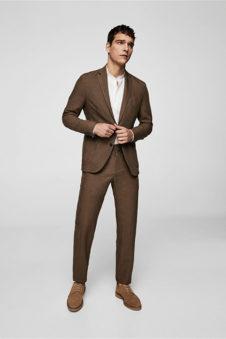 Коричневые брюки. С чем носить женщинам, мужчинам. Фото ... | 339x226