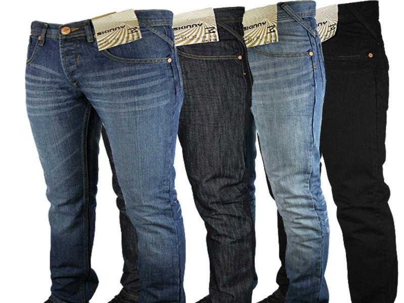 966033bdac8 Мужские зауженные джинсы  как выбрать подходящую модель