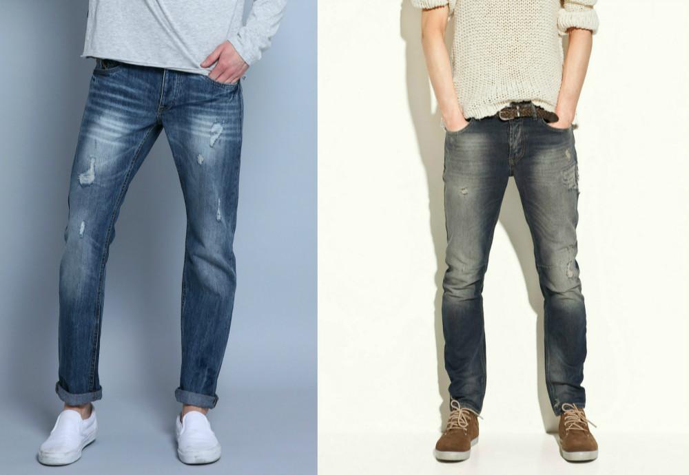 55dccc86 Мужские рваные джинсы соблазнят любую девушку | Мода от Кутюр.Ru