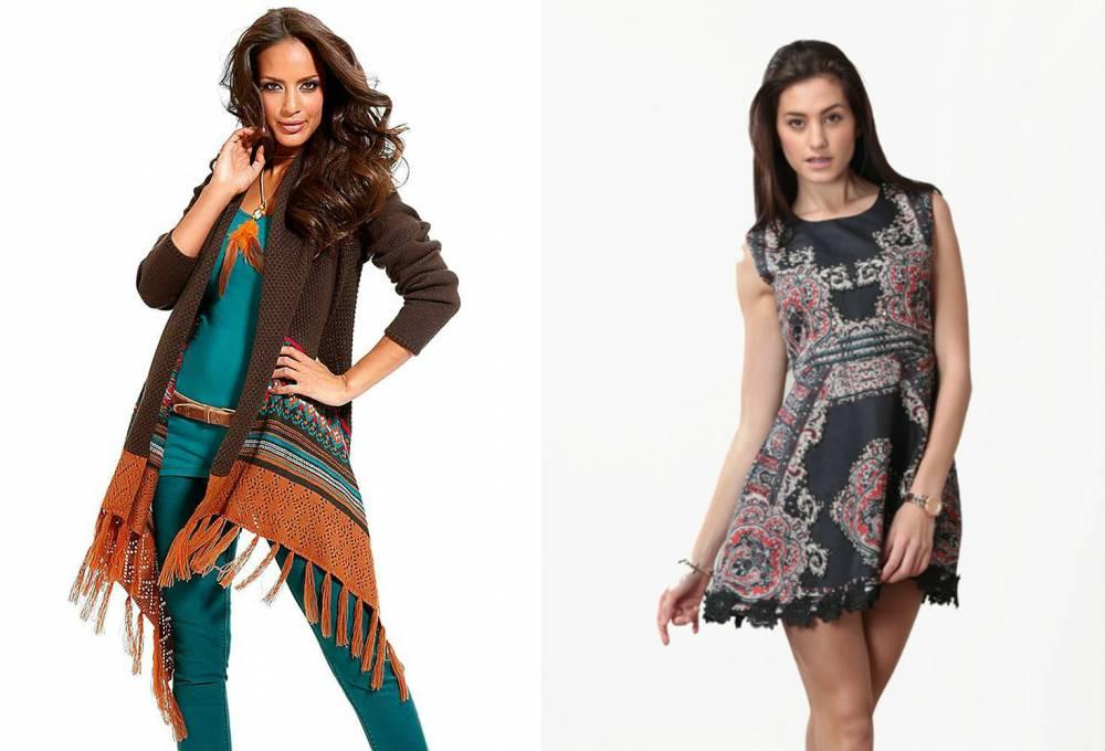 чего нужно, стиль этно в одежде для полных фото европейские