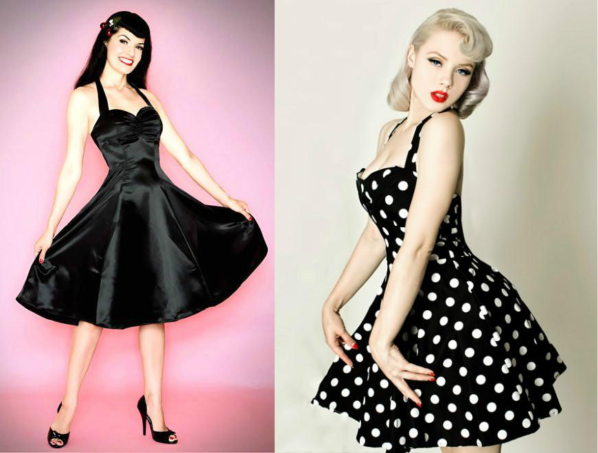 Стиль пин ап в одежде помощь веб моделям