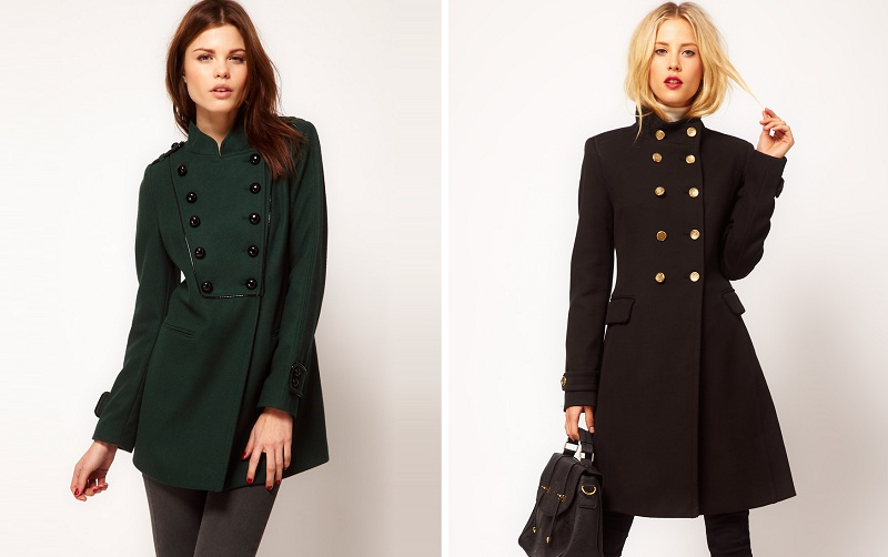 3c8fda68fa7e0bf Женское драповое пальто подчеркнет вашу индивидуальность   Мода от ...