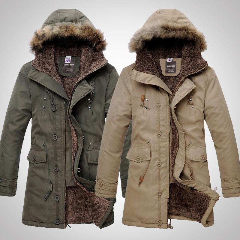 499acac0004 Мужская куртка парка  многообразие моделей и стилей