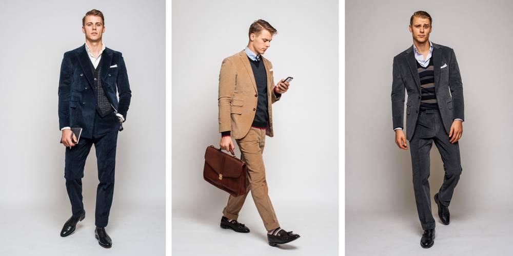 f63c0517394 Деловой стиль одежды для мужчин  базовый