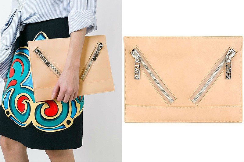 15c5e06f97f8 Для комбинирования с деловой одеждой лучше всего приобрести прямоугольный клатч  бежевого цвета или клатч-конверт. Такая сумочка добавит образу серьезности  и ...
