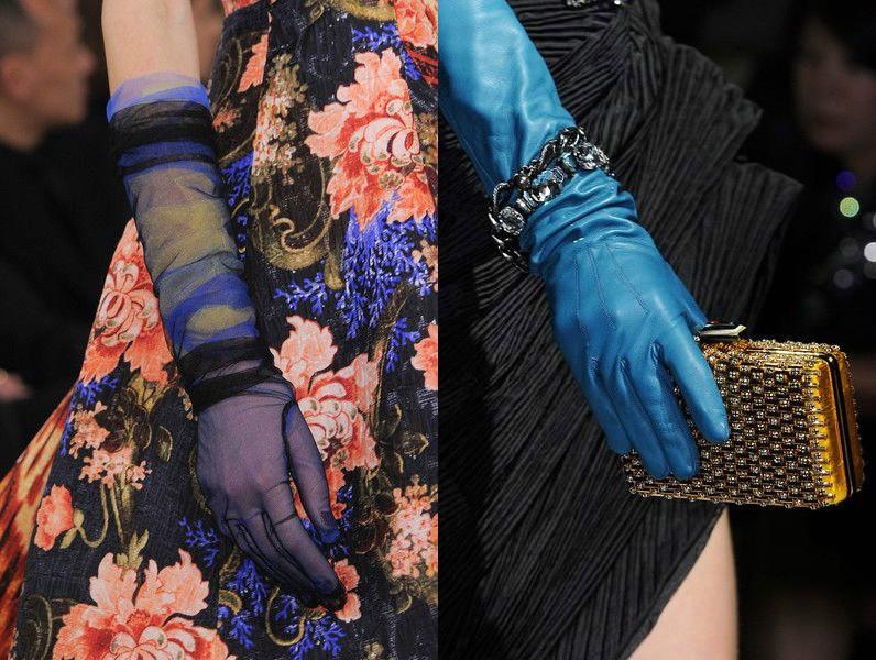Такие разные и неповторимые вечерние перчатки: фасоны, модели | Мода от Кутюр.Ru
