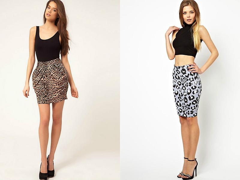 fe49cdef0ff Леопардовая юбка  особенности яркой модели