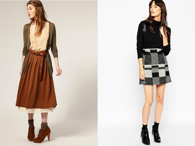 adb49dafa93 Шерстяная юбка  как выбрать и с чем носить. Советы экспертов