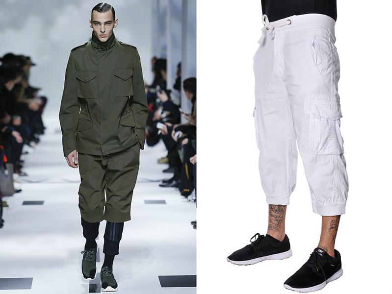 7892ca26d568 Мужские капри: как выбрать универсальную модель | Мода от Кутюр.Ru