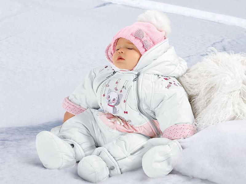 Зимние комбинезоны для новорожденных: важные критерии выбора ...