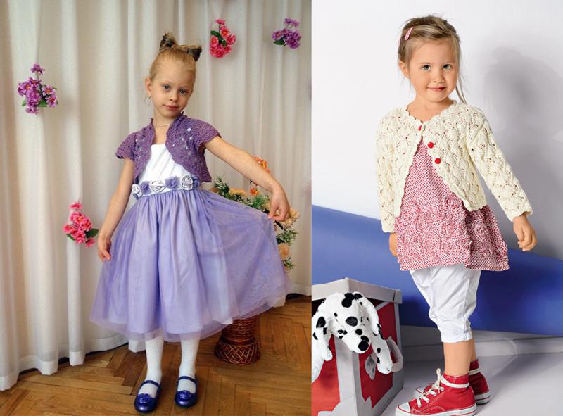 болеро для девочки украсит самую юную принцессу мода от кутюрru