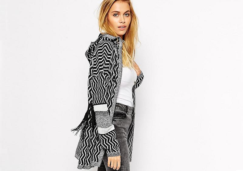 27d47be8a4db Удлиненный кардиган: стильный вариант для любой женщины | Мода от ...