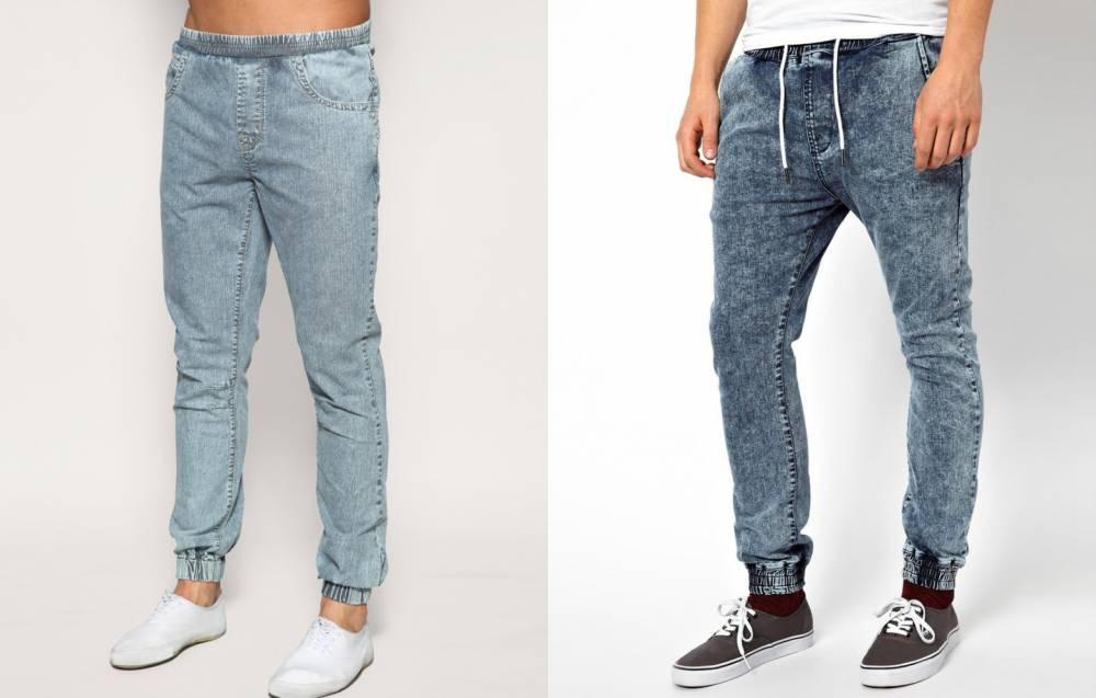 7c2f490536a Мужские брюки-джоггеры — важные особенности выбора