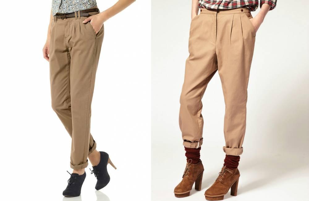 dea835d2765 Женские брюки-чинос  секреты выбора идеальной модели